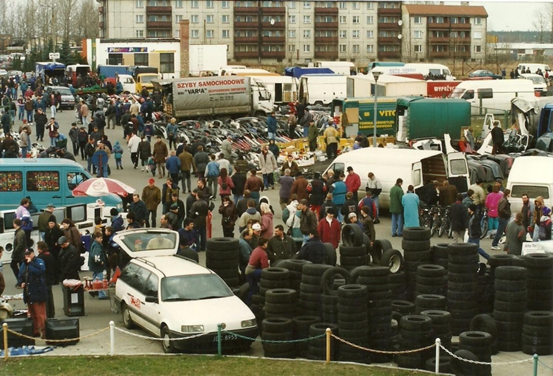 Lubin w latach 90