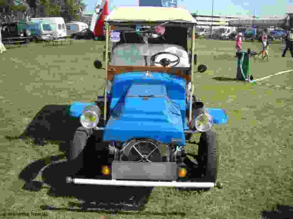 Produkowany w Hiszpanii samochód pochodzi z 1984 r