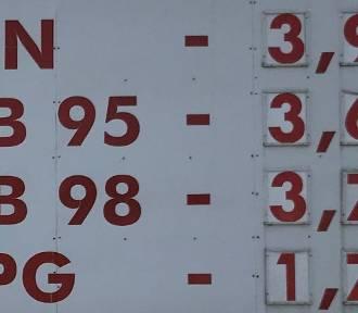 Ceny paliw w Rzeszowie, 3 IV. Sprawdź, gdzie najtaniej [CENY]