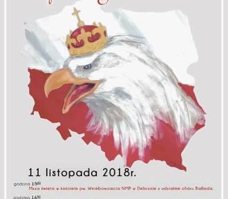 Debrzno, Rzeczenica, Przechlewo, Czarne, Koczała. Zobacz jak świętować będą Dzień Niepodległości