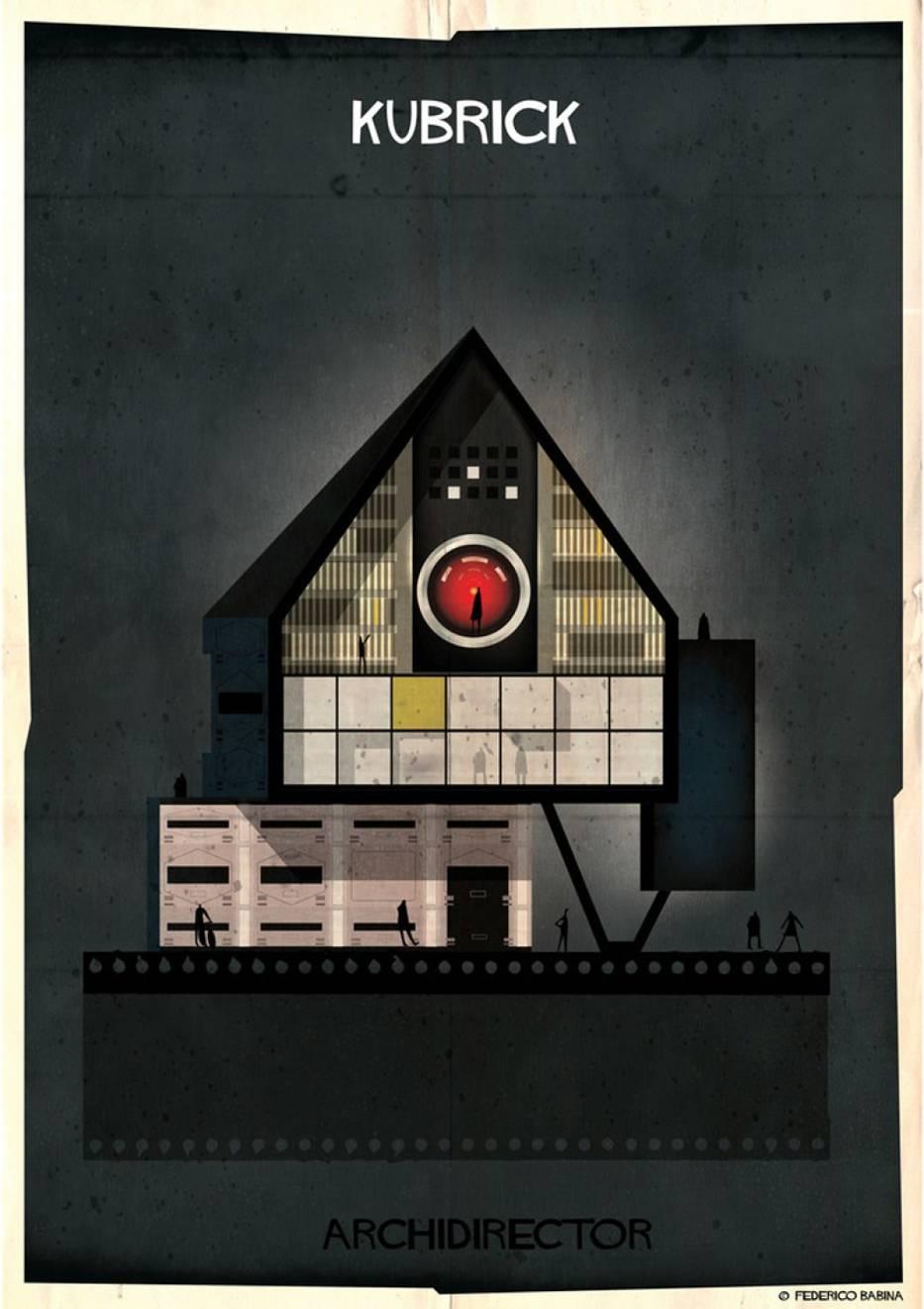 Archidirector: reżyserzy niczym domy