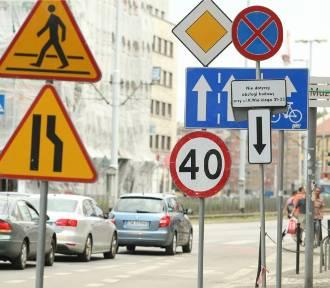 Ogólnopolski test znajomości znaków drogowych. QUIZ