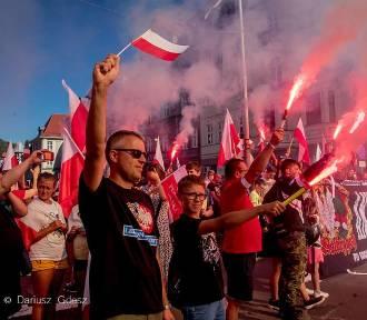 Wałbrzych uczcił rocznicę wybuchu Powstania Warszawskiego(ZDJĘCIA)