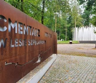 82. rocznica mordu w Lesie Szpęgawskim