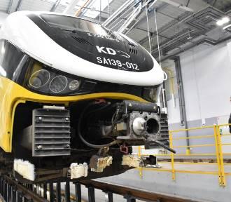 Koleje Dolnośląskie kupują nowe pociągi hybrydowe i spalinowe