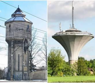 Niezwykłe wieże ciśnień w województwie lubelskim. Zobacz zdjęcia