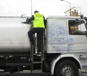 Służba Celna kontroluje dystrybutorów. Wartość zakwestionowanego paliwa to ćwierć miliona!