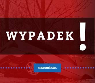 Wypadek śmiertelny w Wilczy, w powiecie gliwickim