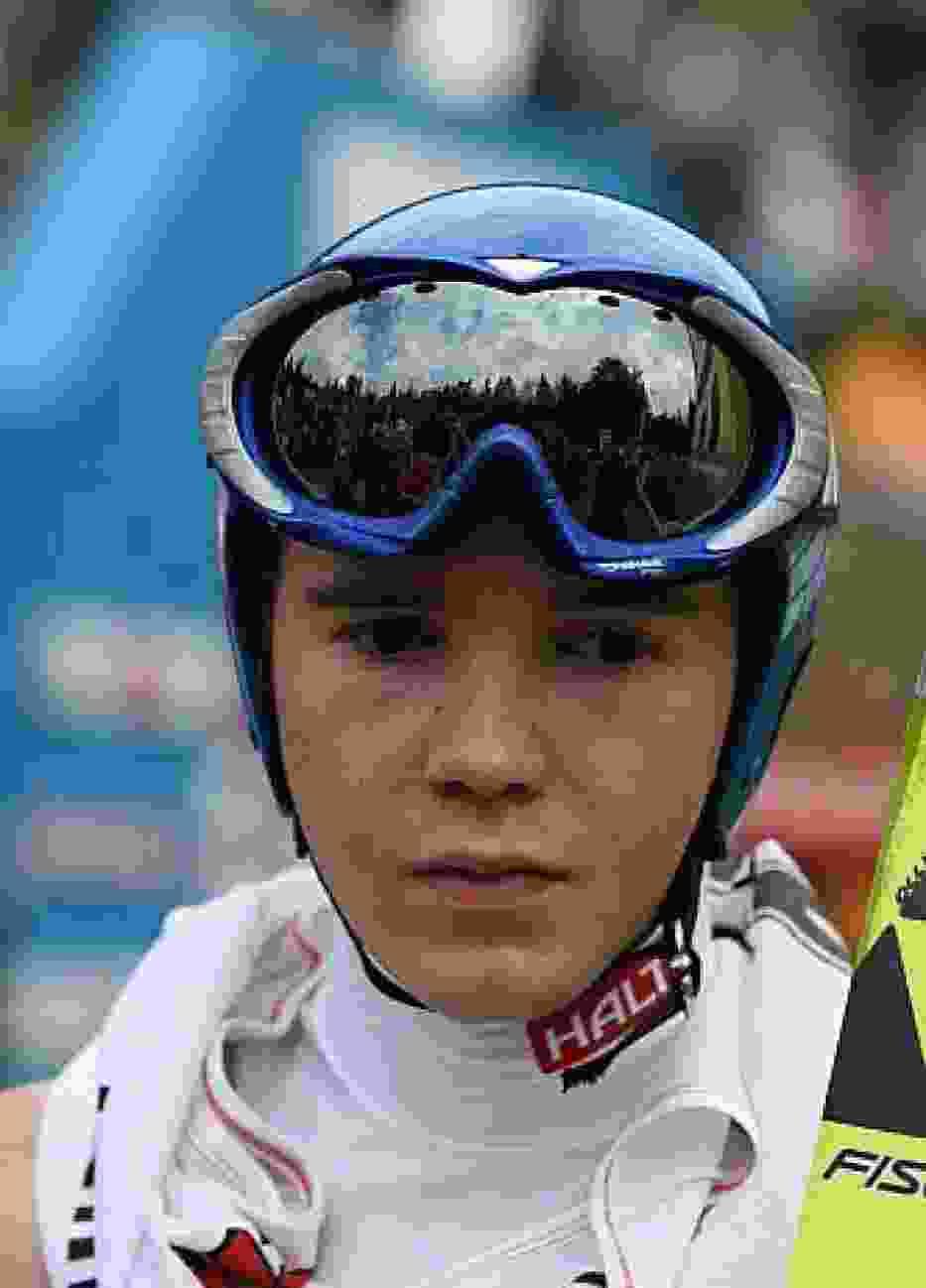 14 lutego 2009 roku ustanowił nowy rekord skoczni mamuciej im