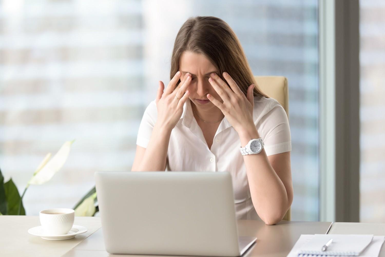 Zmęczenie, trudności w koncentracji