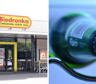 Piwo sprzedawane w Biedronce jako bezalkoholowe, jest ALKOHOLOWE! Etykieta wprowadza