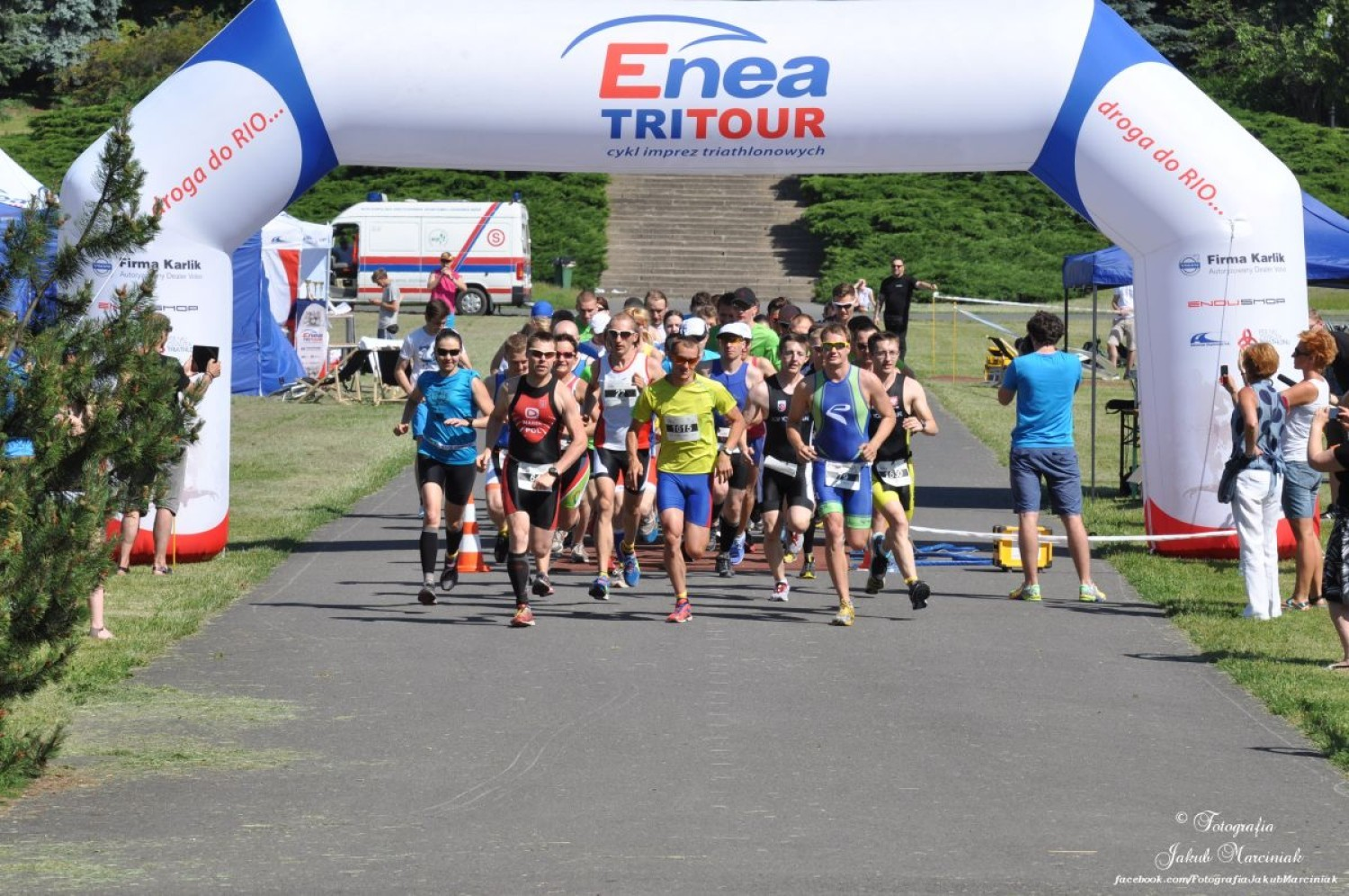 ENEA Tri Tour Cross Duathlon Poznań 08.06.2014