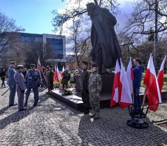 W Gdańsku świętowano imieniny Józefa Piłsudskiego [zdjęcia]