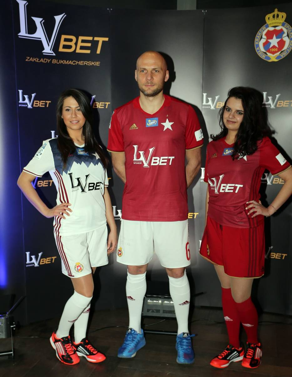 Wisła Kraków z nowym sponsorem. Logo trafi na koszulki ...
