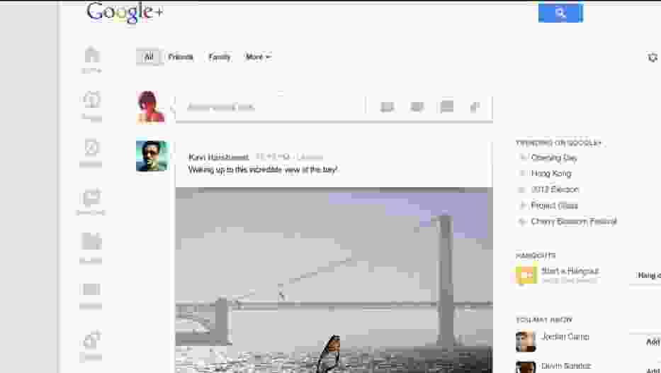 Google+ goni Facebooka