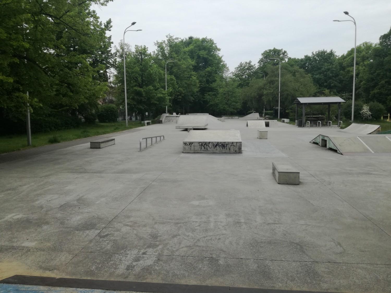 Do wypadku doszło w kaliskim skateparku