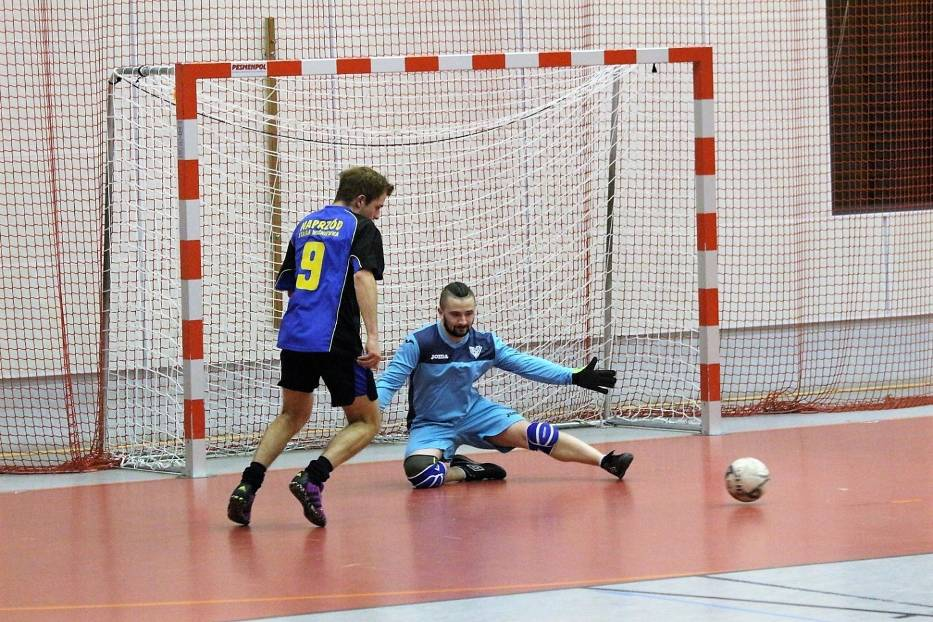 Złotowska Liga Futsalu 2017/2018 - runda trzecia
