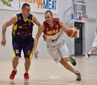 Koszykarze Decki Pelplin pokonali Sokoła Międzychód 88:70 [ZDJĘCIA]