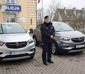 Nowe auta dla policjantów z Bytowa i Miastka (WIDEO, FOTO)