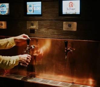Pub bez barmana... Tutaj piwo wypijecie ze ściany i nalejecie je sobie sami