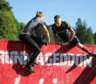 Runmageddon 2018 Myślenice. W niedzielę zawodnicy rywalizowali w Classicu