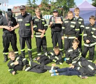 Dziecięce zawody strażackie i inne atrakcje