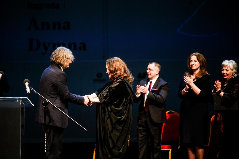 Anna Dymna została laureatką pierwszej Nagrody im