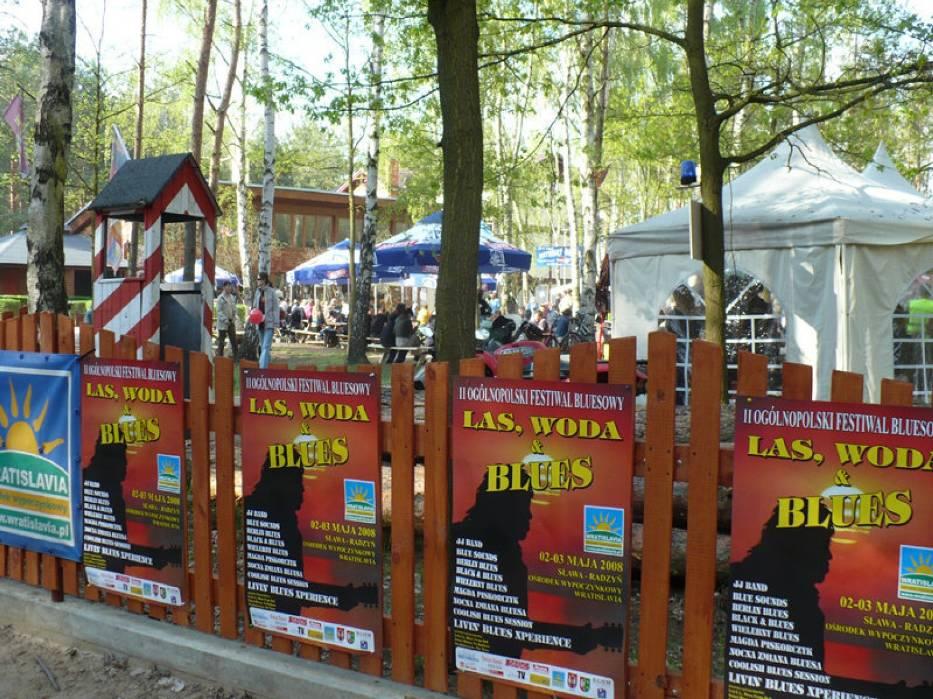 Jest to dopiero II edycja festiwalu, a już udało się zaprosić największe gwiazdy polskiego i zagranicznego bluesa