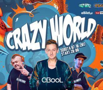 Crazy World - zgarnij bilety na najbardziej szaloną imprezę w Warszawie!
