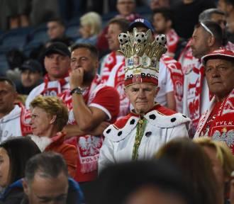 Tak polscy kibice dopingowali w Jerozolimie Biało-Czerwonych (ZDJĘCIA)