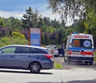 Pościg przez Katowice i Tychy za uciekającym kierowcą [ZDJĘCIA]. Policjantka zaczęła strzelać