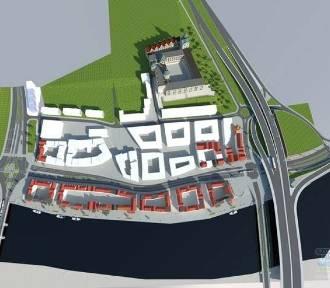 Pod Trasą Zamkową zbudują ogromny parkingowiec. I co WY na to? Zobacz wizualizacje!
