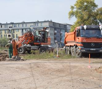 Ulica Nadodrzańska będzie zamknięta. Prace nad bulwarem nabierają tempa