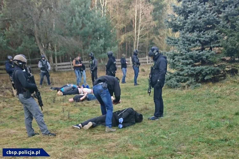 Największy przemyt kokainy w polskiej historii