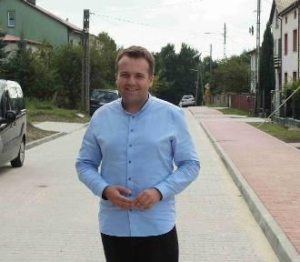 Ulica Łazy w Starachowicach ma nową, betonową nawierzchnię! [ZDJĘCIA]
