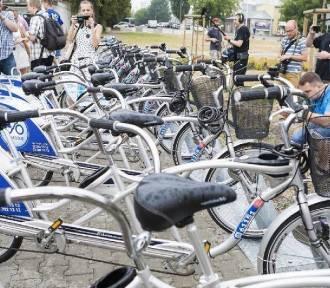 Koniec rowerów miejskich jakie znamy. Nowy rok ma przynieść spore zmiany