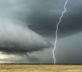 Dziś możliwe burze z gradem w powiecie jarosławskim