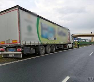 Wypadek na autostradzie A4. Na miejscu lądował śmigłowiec LPR