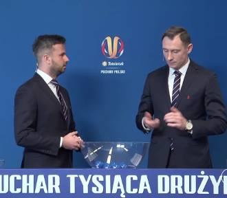 Dziś losowanie półfinałów Totolotek Pucharu Polski