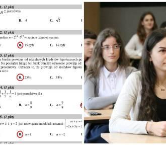 MATURA 2019 matematyka podstawa [KLUCZ ODPOWIEDZI, ARKUSZE CKE]. Zobacz, czy zdałeś.