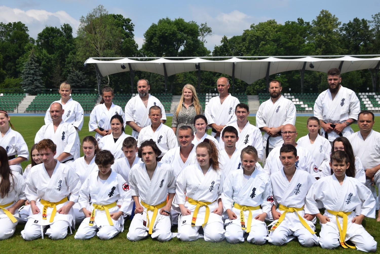Karatecy ćwiczyli w Sieradzu