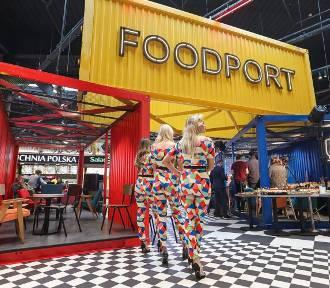 Kontenery, boisko, nowe lokale... Tak wygląda FoodPort w Galaxy