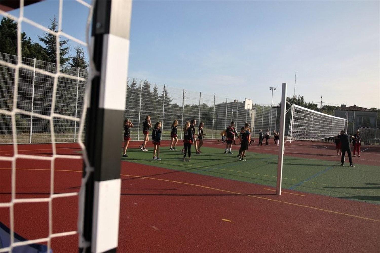 Sport pod chmurką