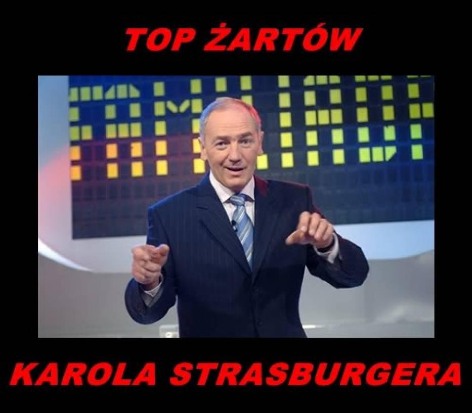 Karol Strasburger w memach. Wytrzymasz wszystkie dowcipy króla sucharów?