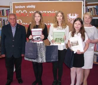XVI Edycja Regionalnego Konkursu Wiedzy w Dobrzycy