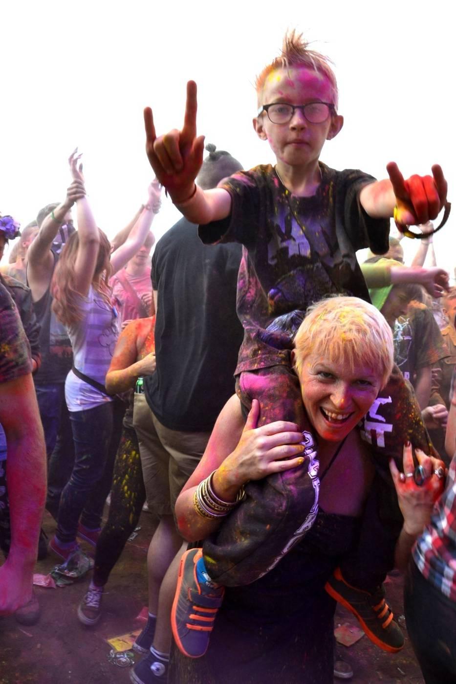Flower Power Woodstock 2015