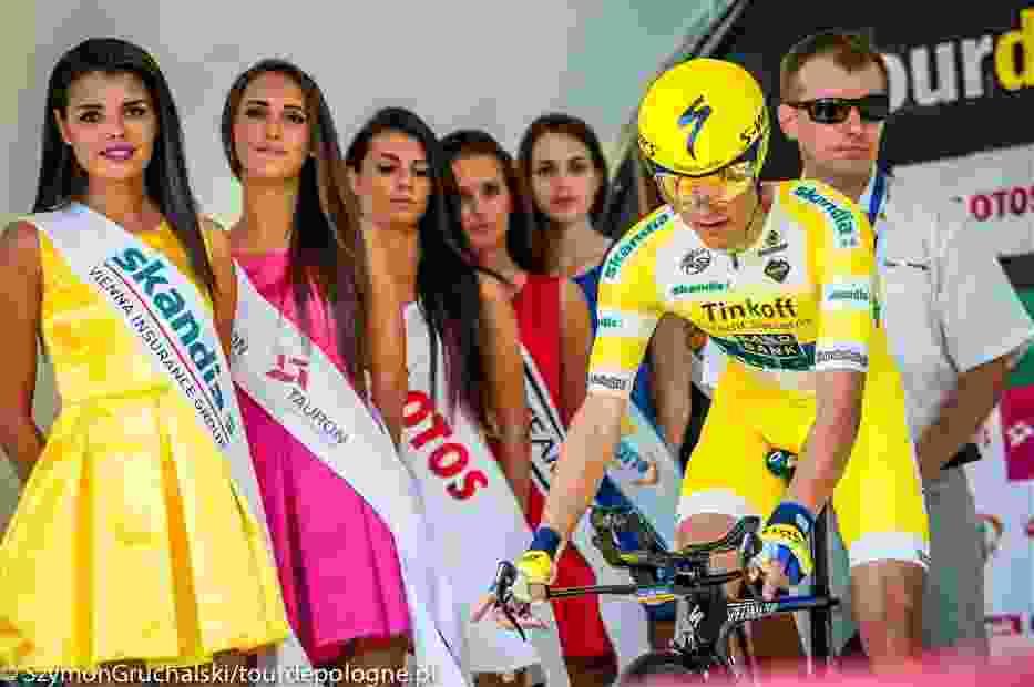 Klasyfikacja generalna Tour de Pologne 2014