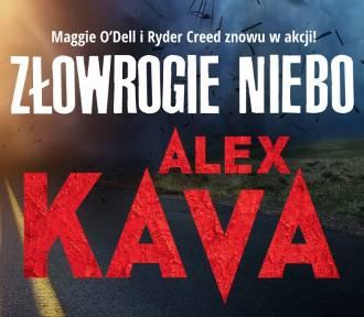 Alex Kava powraca z nową książką! Złowrogie Niebo już w księgarniach!