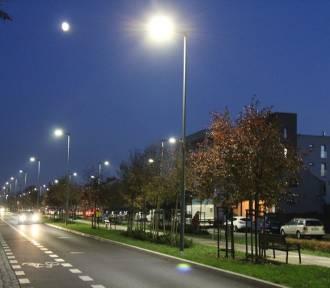 Nowe oświetlenie ledowe przy 17 dąbrowskich ulicach. Gdzie będzie jaśniej?