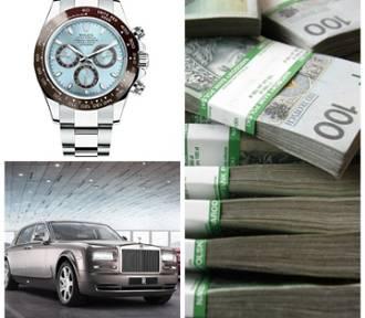 Przybywa milionerów i bogatych Dolnoślązaków. I nie żałują pieniędzy na prawdziwe luksusy
